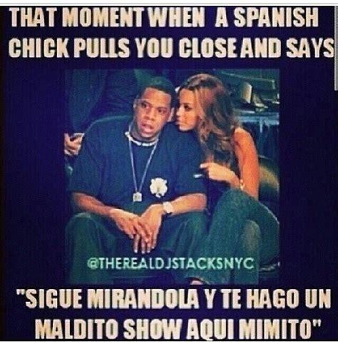 Freaky Girl Meme - latinas be like funny stuff pinterest spanish haha and love this