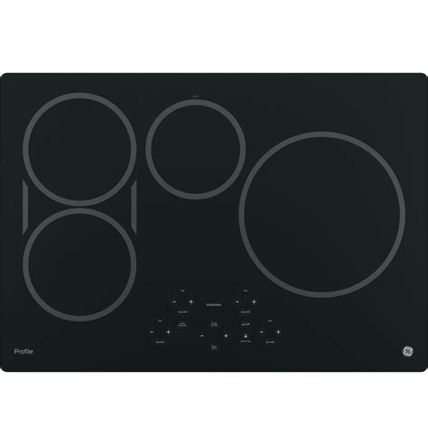 ge profile series  built  touch control induction cooktop phpdjbb  appliances