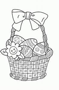 Osterkorb Basteln Vorlage : frohe ostern bilder zum ausdrucken 22 kostenlose vorlagen ~ Orissabook.com Haus und Dekorationen