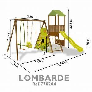 Balancoire Et Toboggan : balancoire avec toboggan et siege bebe mobilier de ~ Melissatoandfro.com Idées de Décoration