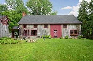 8 converted barns make a case for barnyard life realtorcomr for Barn homes for sale in ct