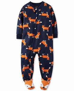 Fox Onesie Footed Pajamas | Future Princes | Pinterest