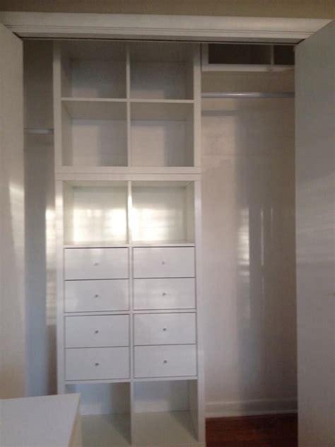 Ankleidezimmer Ikea Kallax by 1000 Ideas About Kallax Shelving On Kallax
