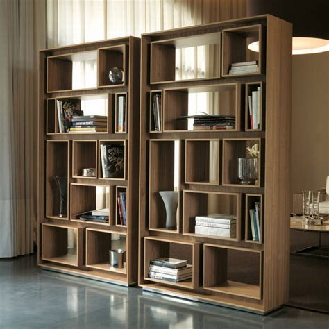 Modern Furniture Bookcase by Porada Bookcase Wooden Living Room Furniture