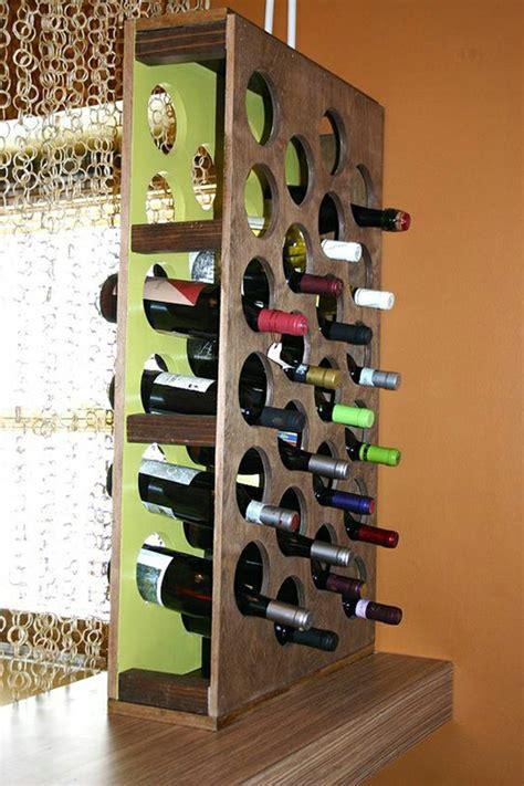 Kreative Regale Selber Machen by 19 Kreative Handgemachte Wein Regale