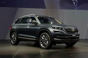 Skoda Kodiaq Business : new skoda kodiaq suv official pictures auto express ~ Maxctalentgroup.com Avis de Voitures