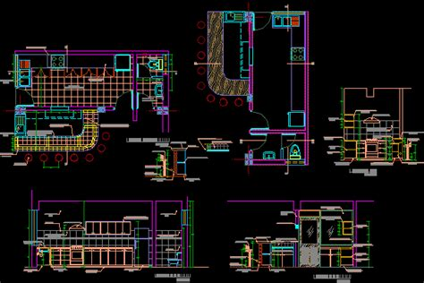 administration building  dwg plan  autocad designscad