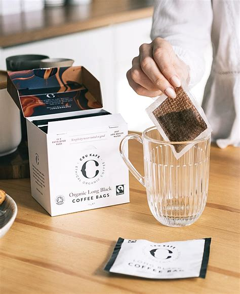 From lyons coffee bags to rio coffee bags, discount coffee has a great selection for you to choose from. The Organic Long Black | Coffee Bags | CRU Kafe Ltd.