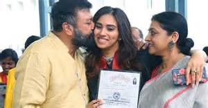proud parents jayaram  parvathy cheer chakkis success
