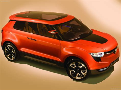 Ssangyong Xiv 1 Photos Photogallery With 8 Pics