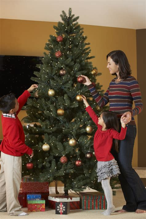 christmas tree care fire prevention  safety asj