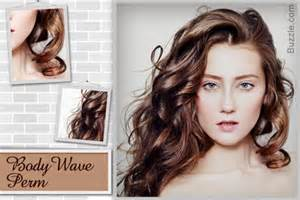 Pictures of Different Body Wave Perms for Thin Hair