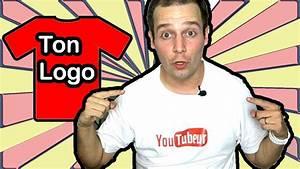 Créer Son Tee Shirt : cr er un t shirt personnalis avec son propre logo youtube ~ Melissatoandfro.com Idées de Décoration