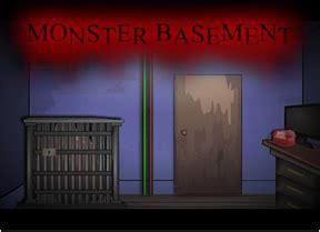 Monster Basement  Walkthrough, Tips, Review