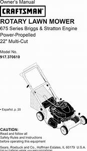 Craftsman 37061 Owners Manual Manualslib Makes It Easy To