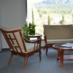 Coussin Fauteuil Rotin : fauteuil en rotin avec coussin brin d 39 ouest ~ Preciouscoupons.com Idées de Décoration