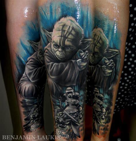 introducing benjamin laukis tattoos