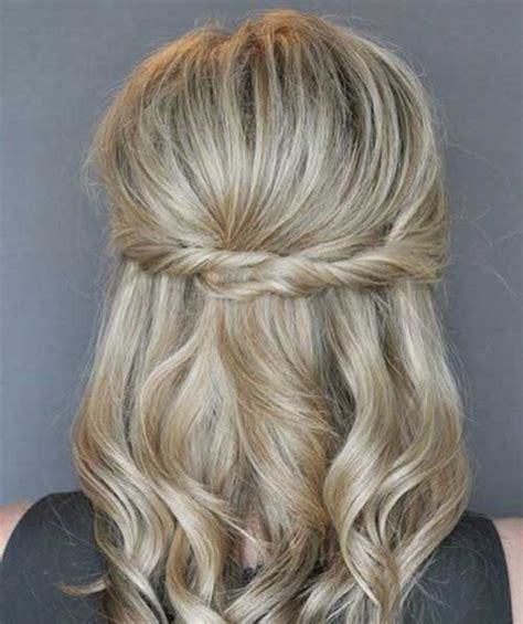 35  Hairstyles for Wedding Guests   Long Hairstyles 2016
