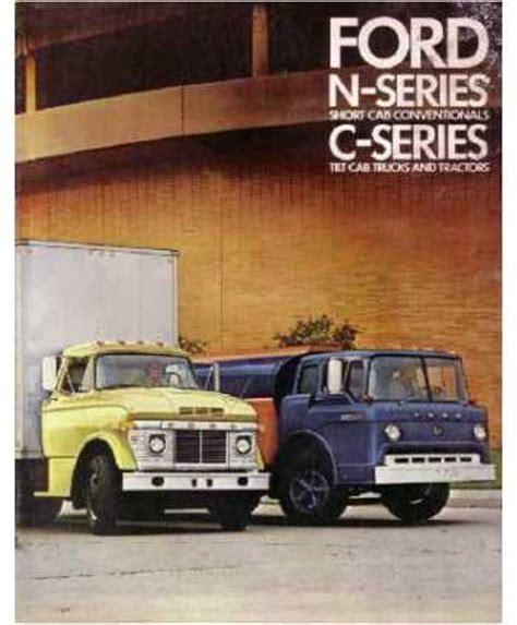 ford   series sales brochure