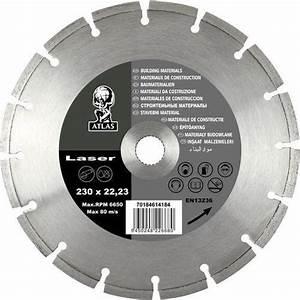 Disque A Tronconner : disque a tronconner beton achat vente disque a ~ Dallasstarsshop.com Idées de Décoration