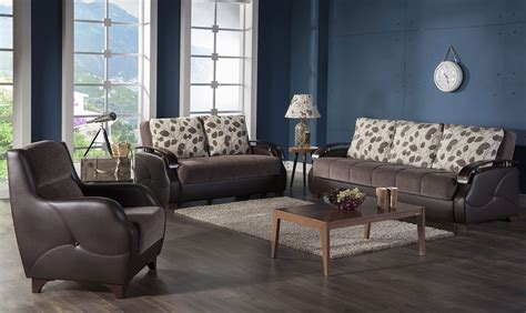 Brown Living Room Ls by Costa Living Room Set Armoni Brown By Istikbal Furniture