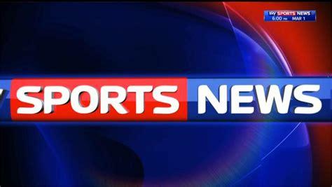 News Sports by Sky Sports News Presentation 2012 Sky Sports
