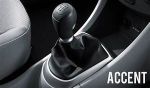 2016 Accent With Manual Transmission Pricing