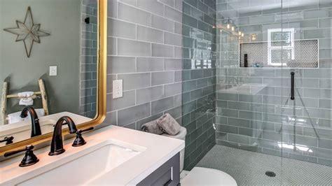bathroom tile ideas youtube