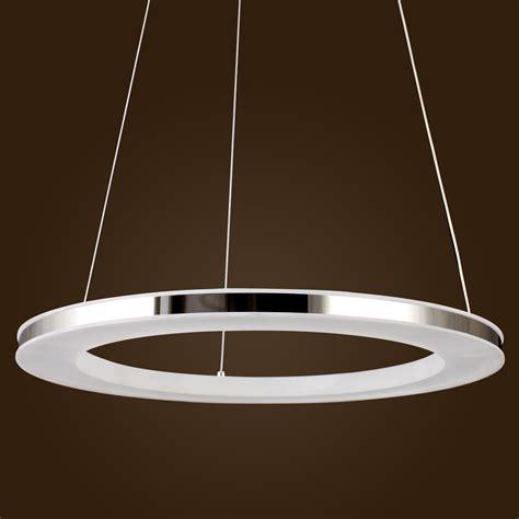 modern light fixtures acrylic led ring chandelier pendant l ceiling light