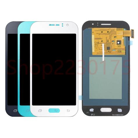 for samsung galaxy j1 ace j110 j110h j110f j110m super amoled lcd display touch screen digitizer