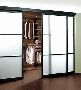 Porte Dressing Sur Mesure : porte coulissante sur mesure lapeyre maison design ~ Premium-room.com Idées de Décoration