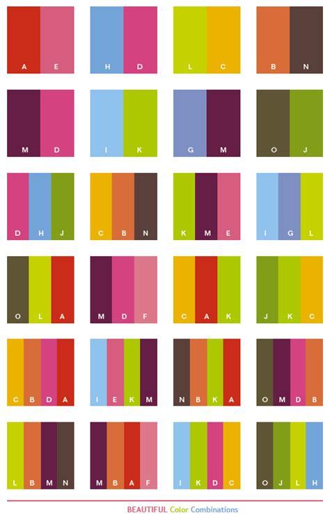 color cobinations beautiful color schemes color