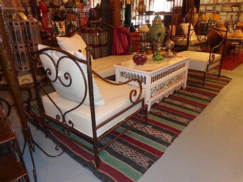 le marocaine fer forge chezmomo d 233 co artsanat marocain fer forge mobilier chezmomodeco fr