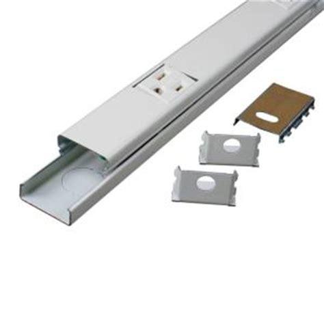 Legrand Wiremold Metal Outlet Plugmold Vgb
