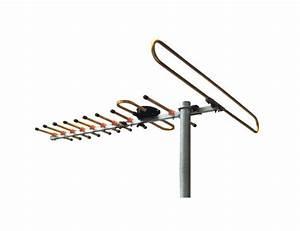 uhf vhf outdoor tv antenna xinxidi antenna cct antenna With vhf uhf prescaler