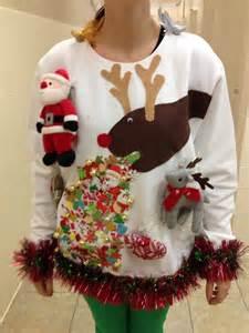 ugly christmas sweater christmas ideas pinterest