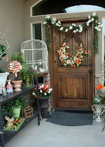 23, Best, Easter, Porch, Decor, Ideas, And, Designs, For, 2017