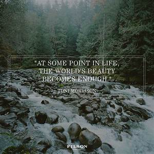 """""""at some p... Outside Beauty Quotes"""