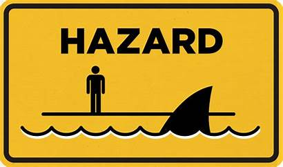 Hazard Risk Sharks Risks Shark Difference Between
