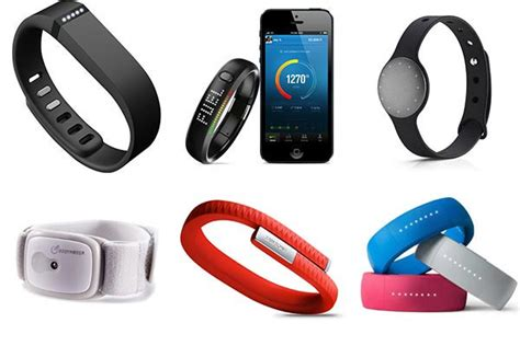 Choosing the best activity trackers