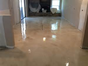 Concrete Staining Acid Stain