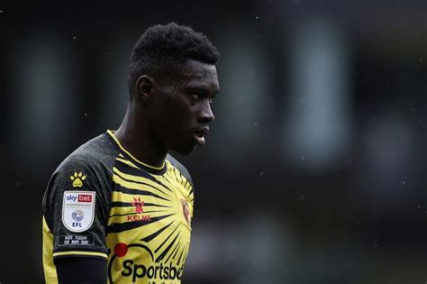 Watford reject £25m Crystal Palace bid for Ismaila Sarr ...