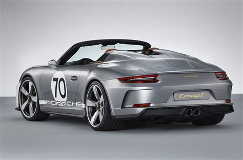 Porsche Car :  Uk Specs And Price Of Limited 991.2