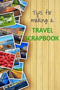 Hello World  15 Travel Scrapbooking Ideas For The Globetrotter