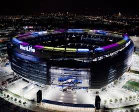 NFL Football Stadium New York