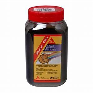 Dosage Pour Faire Du Beton : colorant pour mortier et b ton sikacim color sika 1 9 l ~ Premium-room.com Idées de Décoration