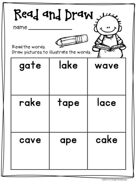 Free Long A Worksheets Resultinfos
