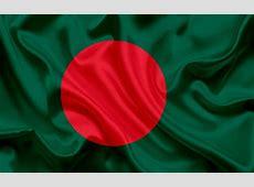 Download wallpapers Bangladeshi flag, Bangladesh, national