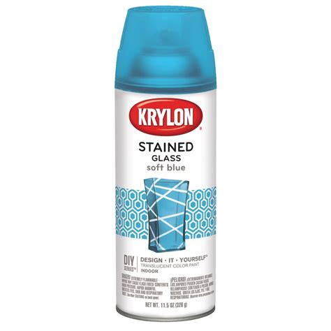 find the krylon 174 diy series stained glass paint at