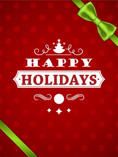 happy holidays greeting card birthday greeting cards